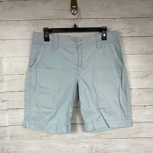 Levi's Light Blue Khaki Shorts